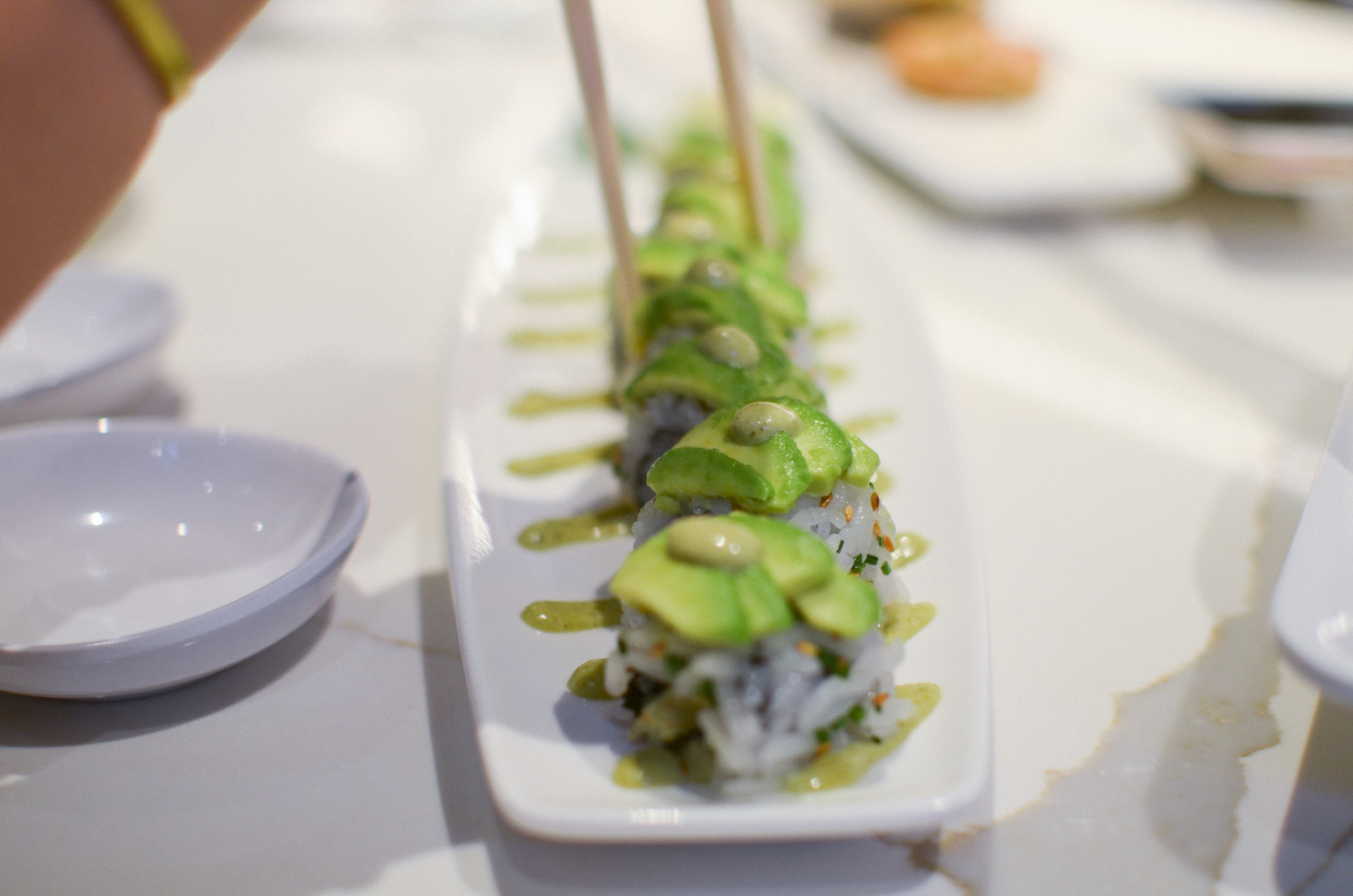 Sushi Station Park : Station sushi has been preparing the best sushi in san diego since 1998!